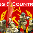 "King & Country ""Red Army"" RA009"