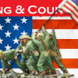 "King & Country ""Iwo Jima"" IWJ019"